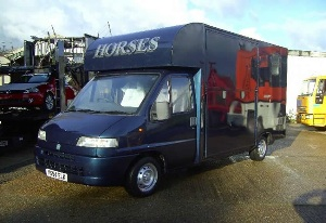 Horse box design and fabrication at S&D Commercials